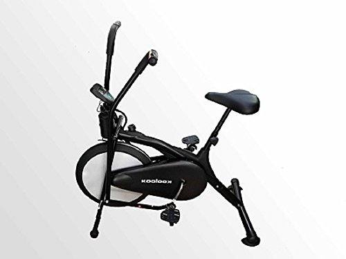 AIR BIKE ORBIT  BICICLETA ELIPTICA + BICICLETA ESTATICA KOOLOOK 2 EN 1