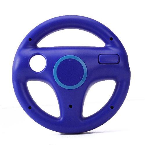 Volante Mario Kart Carreras Video Juegos Para Nintendo Wii Azul Steeri