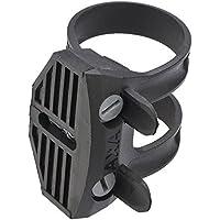 Axa 55500395SC Unisex Flexible Montagestreifen Fahrradrahmenschloss, schwarz