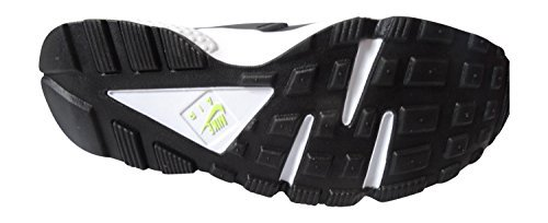 Nike - Air Huarache, Sneakers da donna black/media menta-volt 037