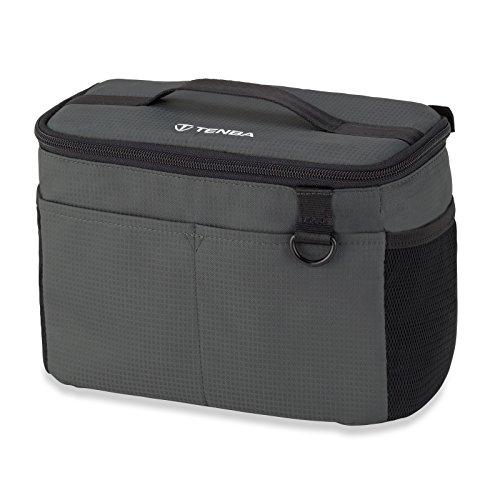 Tenba Tools BYOB 9 Kamera Insert Tasche grau (Camera Bag Insert Für Rucksack)