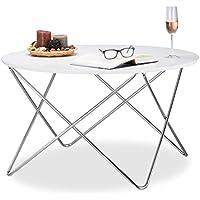 Suchergebnis auf Amazon.de für: couchtisch weiß rund: Küche ...