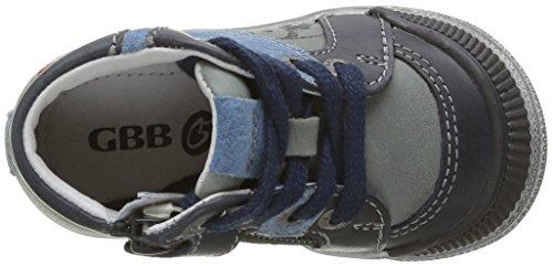 GBB Jungen Norman Sneaker Grau - Gris (41 Ctv Gris/Bleu Dpf/2727)