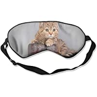 Eye Mask Eyeshade Cat With Box Sleep Mask Blindfold Eyepatch Adjustable Head Strap preisvergleich bei billige-tabletten.eu