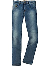 John Galliano Damen Jeans Blau 34VR7011-68034