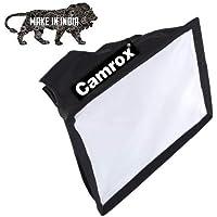 Camrox Flash Soft Box Speedlite Diffuser ||Black and White||