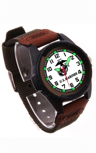 us-marine-corps-stainless-steel-metal-back-lighted-mens-watch