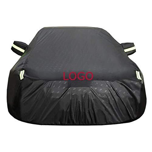 the best attitude 53f27 15965 YSA Copriauto Adatto per Mitsubishi Copriauto Impermeabile Estivo e  Invernale per Auto Protezione UV Abbigliamento per Auto Mitsubishi (Taglia:  ...