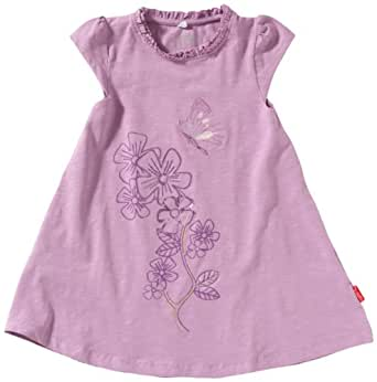 NAME IT Mädchen Top Regular Fit BRIDA KIDS CAPSL TUNIC 212, Gr. 98/104, Violett (FUDGE)