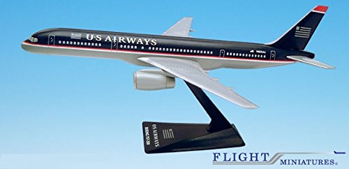 us-airways-97-05-757-200-airplane-miniature-model-plastic-snap-fit-1200-part-abo-75720h-052-by-fligh