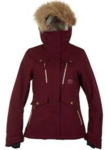Rip Curl Snow Jackets - Rip Curl Chic Fancy Snow Jacket - Fig (Snow Rip Curl)