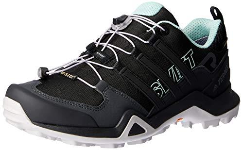 adidas Damen Terrex Swift R2 GTX Trekking- & Wanderhalbschuhe, Schwarz (Negbas/Vercen 000), 40 EU