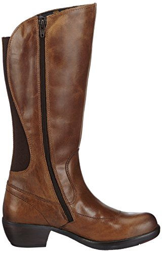 Fly London MIAM, Stivali a gamba alta Donna Marrone (Braun (Camel 001))