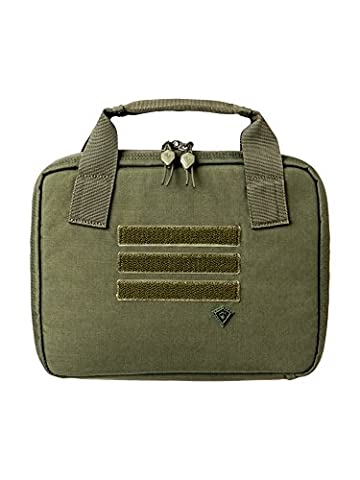 Sacoche pour arme de poing First Tactical - Vert Olive