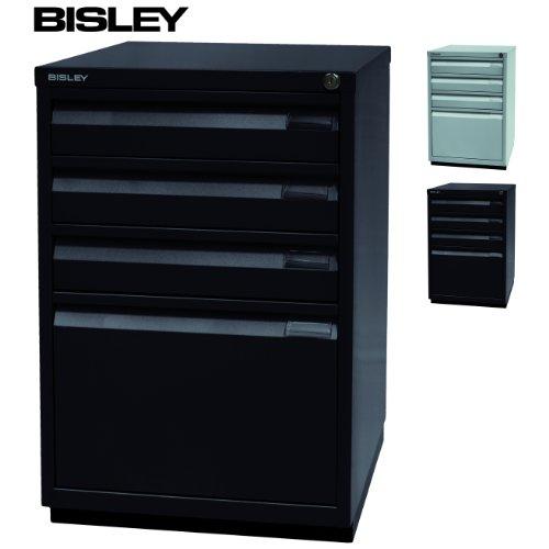 BISLEY Schubladenschrank | Bürocontainer aus Metall | Schreibtischcontainer Serie F |...