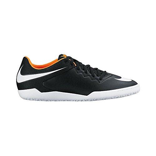 Nike, Scarpe da calcio uomo Black, White, Total Orange