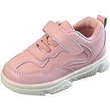 PAOLIAN Zapatillas Deporte de Running para Niños Niñas Verano 2019 Zapatos Deportivos Bebes Unisex Suela Blanda
