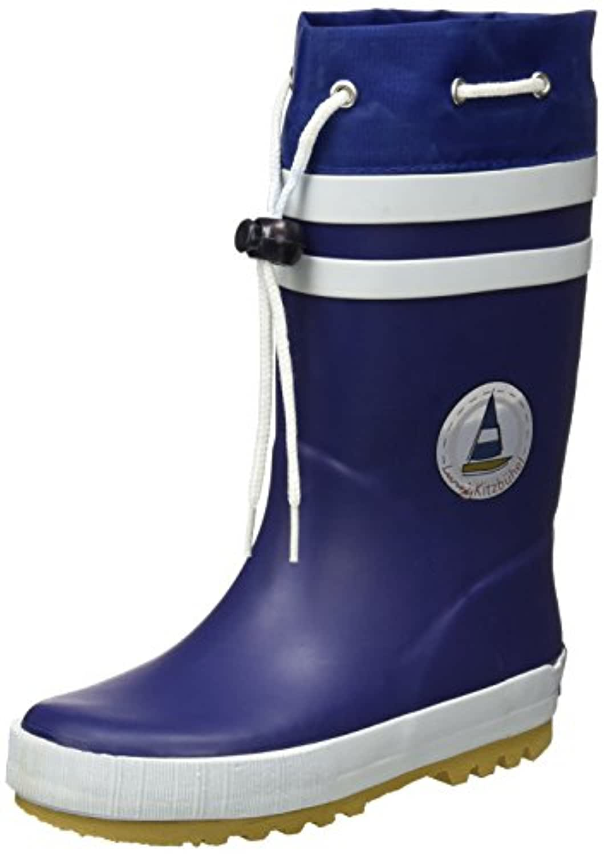 Living Kitzbühel Gummistiefel Segelschiff, Unisex Kids' Boots, Azul, 1 Child UK