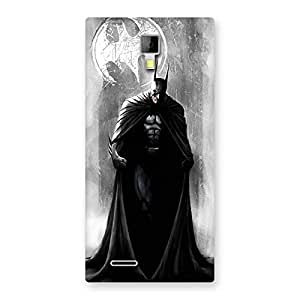 Special White Moon Knight Multicolor Back Case Cover for Micromax Canvas Xpress A99