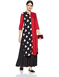 Myx Womens Cotton Straight Kurta