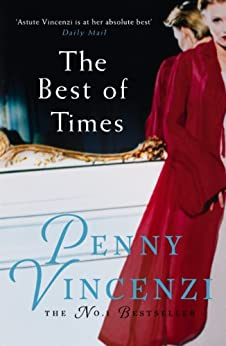 The Best of Times by [Vincenzi, Penny]