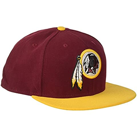 Washington Redskins NFL On Field 59FIFTY Cap