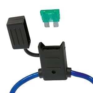 Carpoint 0810017 Porte-Fusible avec Fusible 30A