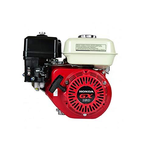 Jardiaffaires Motor Honda 163CC GX160t1qhb1Kurbelwelle 19,05x 61,5mm (Honda-motor)
