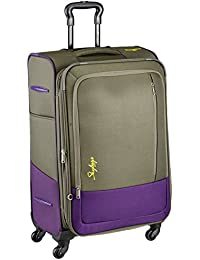Skybags Footloose Romeo 58 cms Grey Softsided Carry-On (STROW58EGRY)