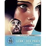 Leon - Der Profi / Limited 25th Anniversary Steelbook Edition / 4K Ultra HD