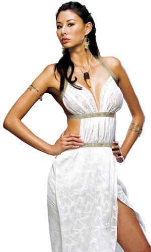 - 300 Königin Gorgo Kostüm