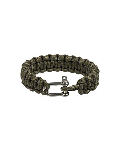Mil-Tec - Bracelet paracorde., vert olive, x-large