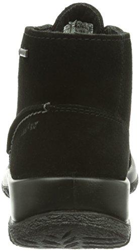 Legero SOFTBOOT, Sneaker alta Donna Nero (Schwarz (SCHWARZ 00))
