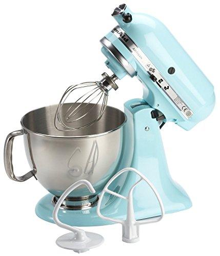 Robot de cocina color Azul hielo - KitchenAid Artisan