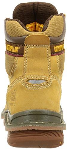 Caterpillar Fabricate 6 Ct S3 Sra, Herren Sicherheitsstiefel Gold (Honey Reset)