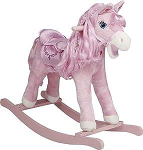 Tachan - Unicornio, rosa balancín
