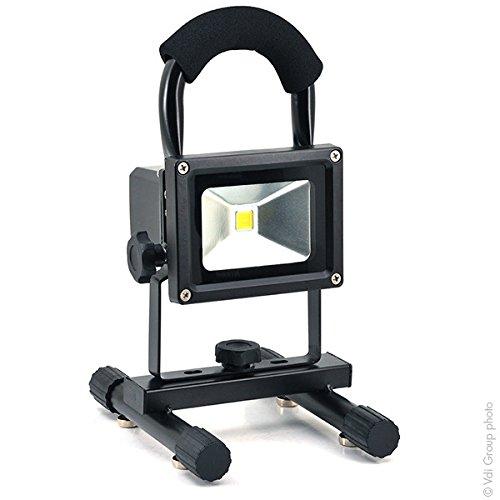 NX - Projecteur rechargeable LED 10W - Unité(s)