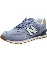 New Balance Herren 574v2 Sneaker blau One Size