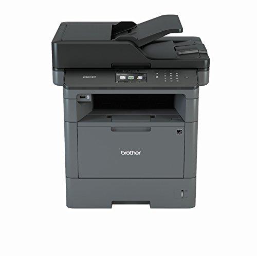 Brother DCP-L5500DN DCP A4 mono Laserdrucker 40ppm (Drucken, scannen, kopieren, 1.200 x 1.200 dpi, Print AirBag für 200.000 Seiten)