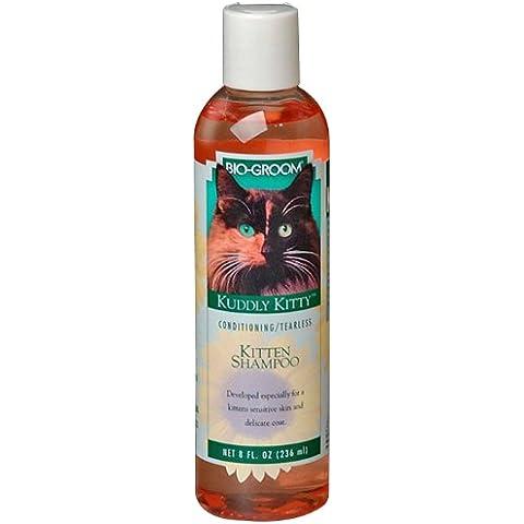 Bio-Groom CBB26008 Kuddly Kitty Shampoo For Cats