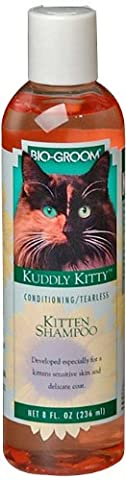 KUDDLY KITTY SHAMPOO FOR CATS AND KITTENS