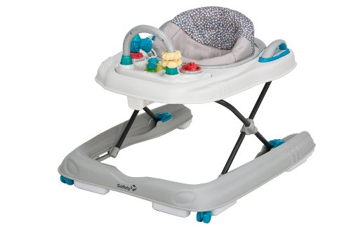 Safety 1st 27567760 - Happy Step 2-in-1 Lauflernwagen, multicolor candy