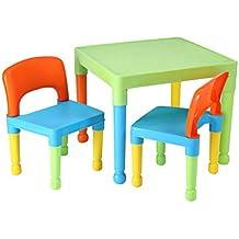 Tavoli Per Bambini In Plastica.Amazon It Tavolino Plastica Bambini 3 Stelle E Piu