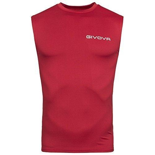 Givova - CORPUS 2 - Shirt manches courtes - sous-vêtements - - Homme - Corpus 1 | rot