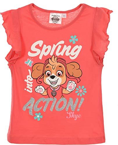 T-Shirt (Pink, Größe 98 (3 Jahre)) ()