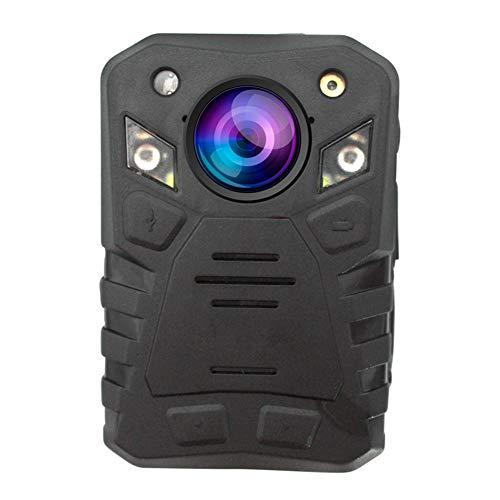 AKAKKSKY Police Body Kamera, WI-FI-Verbindung, Bewegungserkennung, Nachtsichtgerät für Strafverfolgungs-Videorecorder, USB-Unterstützung, Passwortschutz - Polizei-videorecorder