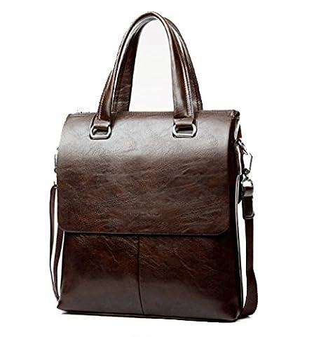 BULAGE Taschen Mode Freizeit Business Luft Mann Schulter Hand Dokumente Stabil Langlebig (Luft Zipper)