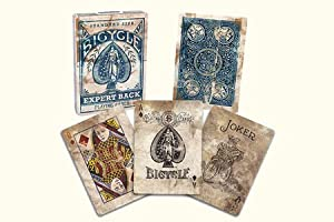 Bicycle bexpb - 52 Cartas de Juegos tamaño Poker, 2 Jolly