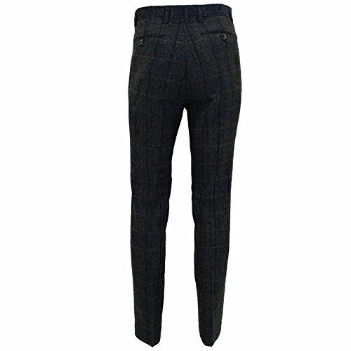 Cavani -  Gilet  - Uomo Trousers (Albert-Grey)