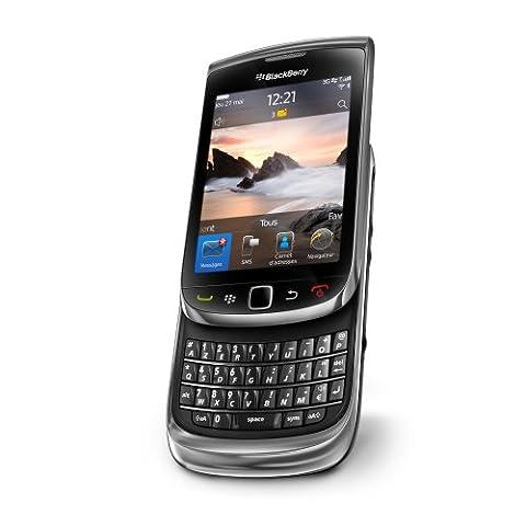 Blackberry Torch 9800 Smartphone GSM/GPRS/EDGE Bluetooth Wifi Noir